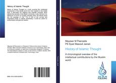 Copertina di History of Islamic Thought