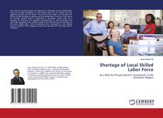 Capa do livro de Shortage of Local Skilled Labor Force