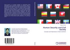 Bookcover of Human Security and Civil Society