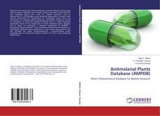 Capa do livro de Antimalarial Plants Database (AMPDB)