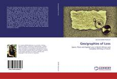 Couverture de Geo/graphies of Loss
