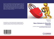 Bookcover of New Scheme in Security Policies