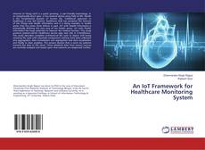 Capa do livro de An IoT Framework for Healthcare Monitoring System