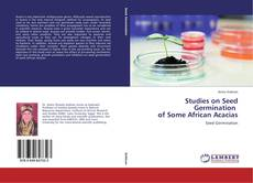 Обложка Studies on Seed Germination of Some African Acacias