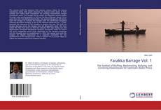 Bookcover of Farakka Barrage Vol. 1