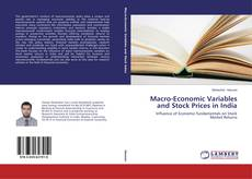 Copertina di Macro-Economic Variables and Stock Prices in India