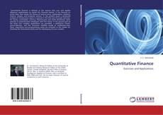 Bookcover of Quantitative Finance