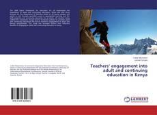 Borítókép a  Teachers' engagement into adult and continuing education in Kenya - hoz