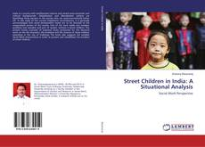 Обложка Street Children in India: A Situational Analysis