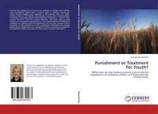 Portada del libro de Punishment or Treatment for Youth?