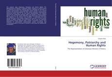 Hegemony, Patriarchy and Human Rights kitap kapağı