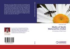 Обложка Moths of North Maharashtra (India)