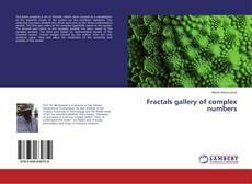 Buchcover von Fractals gallery of complex numbers