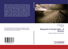 Bookcover of Research in Forest Soils - A Review