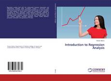 Bookcover of Introduction to Regression Analysis