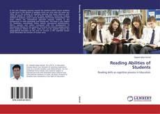 Bookcover of Reading Abilities of Students