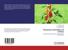 Portada del libro de Potassium Nutrition of Chillies