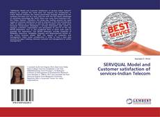 Portada del libro de SERVQUAL Model and Customer satisfaction of services-Indian Telecom