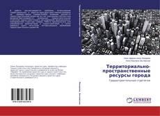 Couverture de Территориально-пространственные ресурсы города