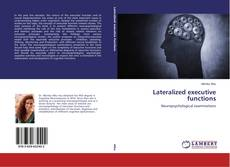 Copertina di Lateralized executive functions