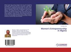Women's Entrepreneurship in Algeria的封面