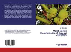 Buchcover von Morphometric Characterization of Coconut Germplasm