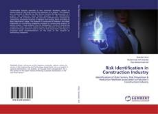 Couverture de Risk Identification in Construction Industry