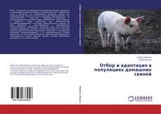 Обложка Отбор и адаптация в популяциях домашних свиней
