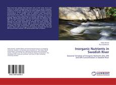 Bookcover of Inorganic Nutrients in Swedish River