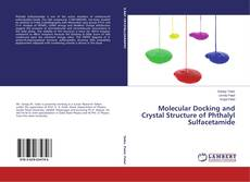 Molecular Docking and Crystal Structure of Phthalyl Sulfacetamide kitap kapağı