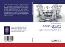 Religion and Conflict Resolution的封面