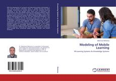 Portada del libro de Modeling of Mobile Learning