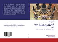 Capa do livro de A Journey starts from basic understanding of NS2 To NS3