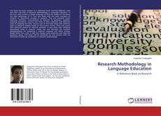 Copertina di Research Methodology in Language Education