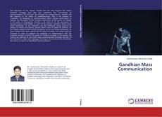 Copertina di Gandhian Mass Communication