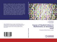 Bookcover of Causes of Student Failure in Mathematics at Secondary Level