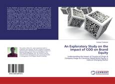 Capa do livro de An Exploratory Study on the Impact of COO on Brand Equity