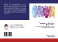 Fingerprint Damage Simulation kitap kapağı