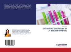 Bookcover of Pyrimidine derivatives of 1,4-benzodiazepines