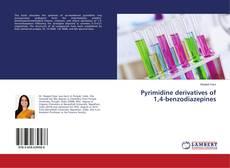 Couverture de Pyrimidine derivatives of 1,4-benzodiazepines