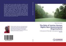 Bookcover of The Role of Ivorian Human Rights Non-Governmental Organisations