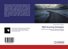 Bookcover of R&D Sourcing Strategies