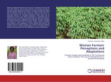 Buchcover von Women Farmers' Perceptions and Adaptations