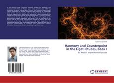 Capa do livro de Harmony and Counterpoint in the Ligeti Etudes, Book I