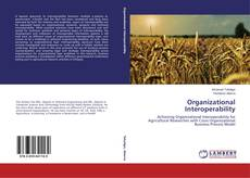 Bookcover of Organizational Interoperability