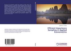 Bookcover of Efficient Importance Sampling in Applied Econometrics