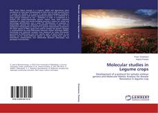 Bookcover of Molecular studies in Legume crops