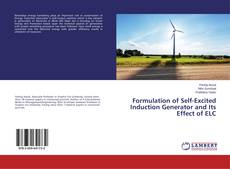 Buchcover von Formulation of Self-Excited Induction Generator and Its Effect of ELC
