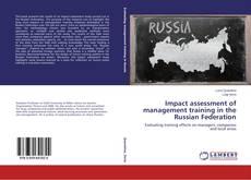 Portada del libro de Impact assessment of management training in the Russian Federation