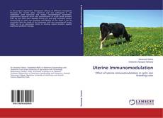 Bookcover of Uterine Immunomodulation